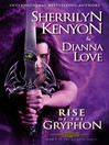 The Rise of the Gryphon (eBook): Belador Series, Book 4
