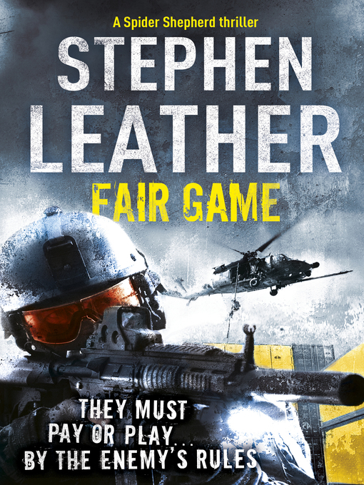 Fair Game (eBook): Spider Shepherd Series, Book 8
