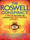 The Roswell Conspiracy (eBook): Tyler Locke Series, Book 3