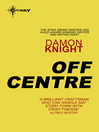 Off Centre (eBook)
