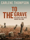 To the Grave (eBook)