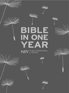 NIV Bible in One Year (eBook)