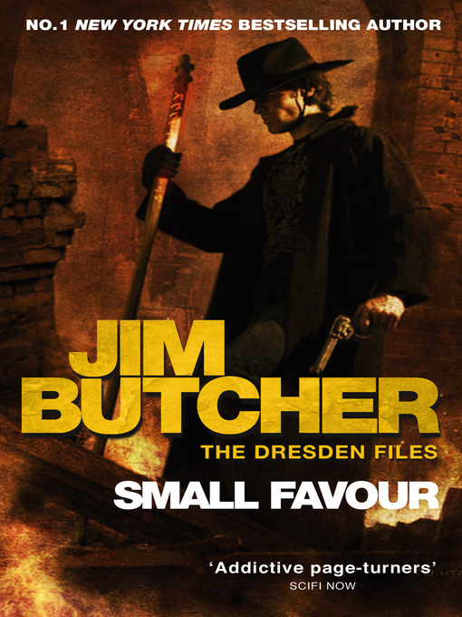 Small Favour (eBook): The Dresden Files Series, Book 10