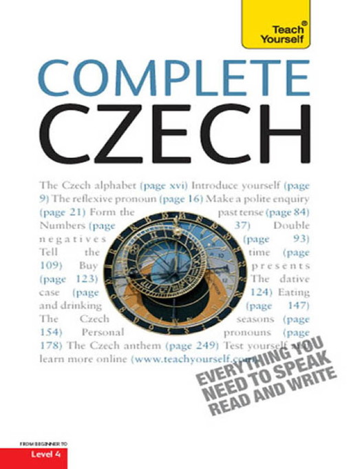 Complete Czech (eBook)