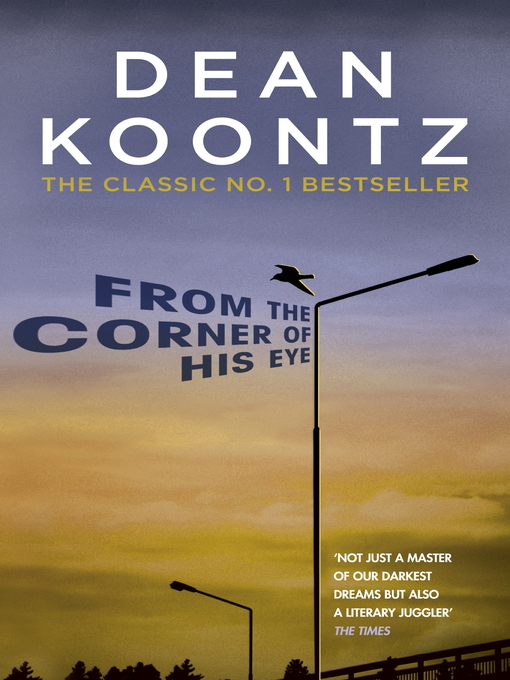 From the Corner of his Eye (eBook)