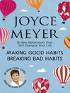 Making Good Habits, Breaking Bad Habits (eBook): 14 New Behaviours That Will Energise Your Life