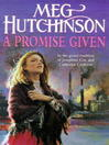 A Promise Given (eBook)