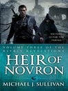 Heir of Novron (eBook)