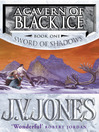 A Cavern of Black Ice (eBook): Sword of Shadows Series, Book 1