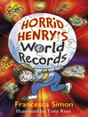 Horrid Henry's World Records (eBook)