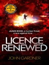 Licence Renewed (eBook)