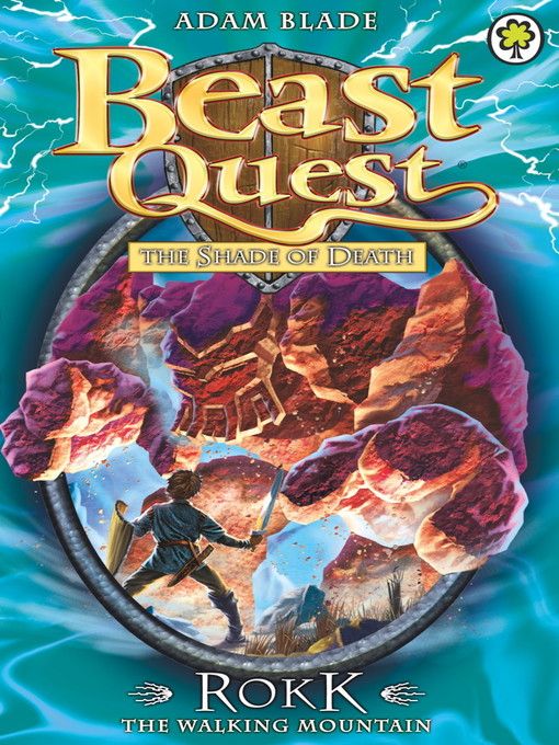 Rokk the Walking Mountain (eBook): Beast Quest: The Shade of Death Series, Book 3