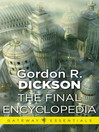 The Final Encyclopedia (eBook): Childe Cycle Series, Book 7