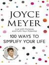 100 Ways to Simplify Your Life (eBook)