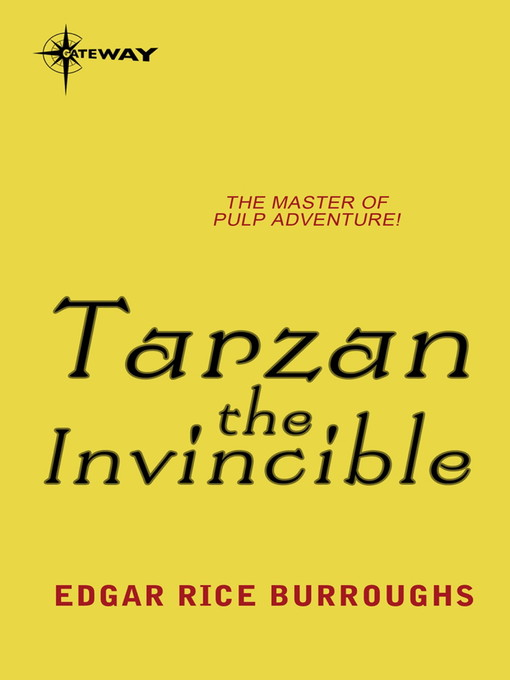 Tarzan the Invincible (eBook)