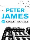 Peter James (eBook): 10 Great Novels