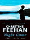Night Game (eBook): GhostWalkers Series, Book 3