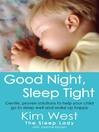 Good Night, Sleep Tight (eBook)