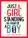 Just a Girl, Standing in Front of a Boy (eBook)