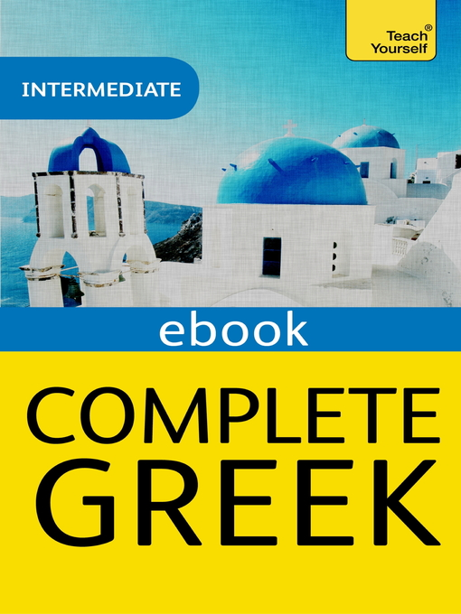 Complete Greek (eBook)