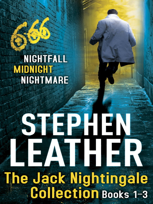 The Jack Nightingale Collection 1-3 (eBook): Nightfall, Midnight, Nightmare