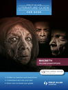 Philip Allan Literature Guide (for GCSE) (eBook): Macbeth
