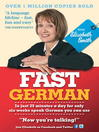 Fast German with Elisabeth Smith (eBook): Coursebook