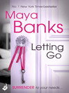 Letting Go (eBook): Surrender Trilogy Book 1