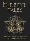 Eldritch Tales (eBook): A Miscellany of the Macabre