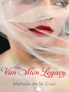 The Van Alen Legacy (eBook): Blue Bloods Series, Book 4