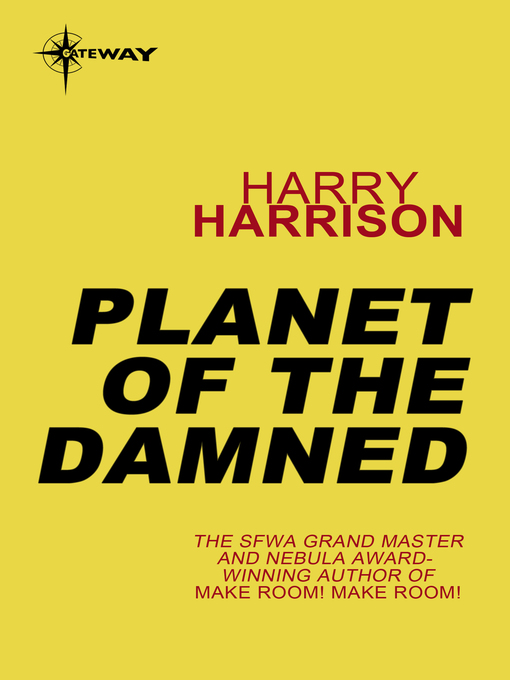 Planet of the Damned (eBook): Brion Brandd Series, Book 1