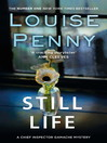 Still Life (eBook): Chief Inspector Armand Gamache Series, Book 1