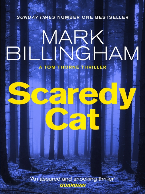 Scaredy Cat (eBook): Tom Thorne Series, Book 2