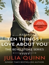 Ten Things I Love About You (eBook)