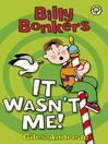 It Wasn't Me! (eBook)