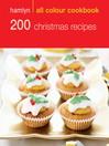 200 Christmas Recipes (eBook)