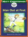 Man Out at First (eBook)