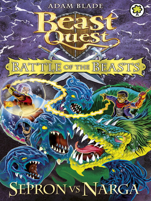 Sepron vs Narga (eBook): Beast Quest: Battle of the Beasts Series, Book 3