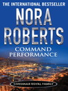 Command Performance (eBook): Cordina's Royal Family Series, Book 2