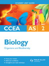CCEA AS Biology Student Unit Guide (eBook): Unit 2 Organisms and Biodiversity
