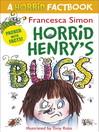 A Horrid Factbook (eBook): Bugs