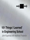 101 Things I Learned in Engineering School (eBook)