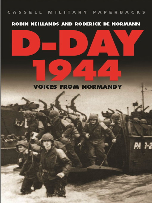 D-Day 1944 (eBook): Voices from Normandy