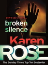 Broken Silence (A Karen Rose Novella) (eBook)