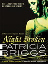 Night Broken (eBook): Mercy Thompson Series, Book 8