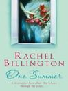 One Summer (eBook)