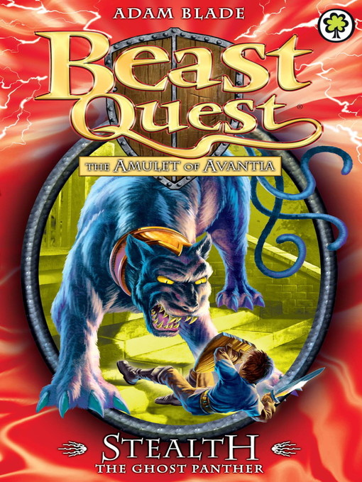 Stealth the Ghost Panther (eBook): Beast Quest: The Amulet of Avantia Series, Book 5