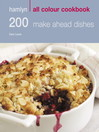 200 Make Ahead Dishes (eBook)