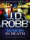 Memory in Death (eBook): In Death Series, Book 25