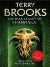 Witch Wraith (eBook): The Dark Legacy of Shannara Trilogy, Book 3